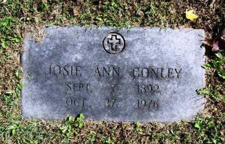 PACE CONLEY, JOSIE ANN - Benton County, Arkansas | JOSIE ANN PACE CONLEY - Arkansas Gravestone Photos
