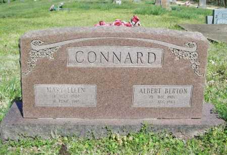 CONNARD, ALBERT BURTON - Benton County, Arkansas | ALBERT BURTON CONNARD - Arkansas Gravestone Photos