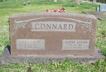 CONNARD, MARY ELLEN - Benton County, Arkansas | MARY ELLEN CONNARD - Arkansas Gravestone Photos