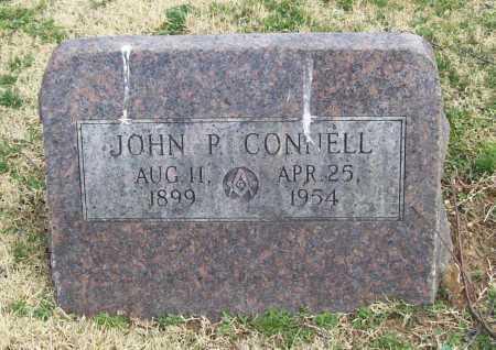 CONNELL, JOHN P. - Benton County, Arkansas | JOHN P. CONNELL - Arkansas Gravestone Photos