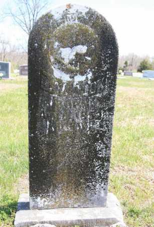 COOK, BENTON W. - Benton County, Arkansas | BENTON W. COOK - Arkansas Gravestone Photos