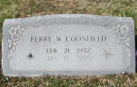 COONFIELD, PERRY WAYNE - Benton County, Arkansas | PERRY WAYNE COONFIELD - Arkansas Gravestone Photos