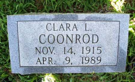 COONROD, CLARA L. - Benton County, Arkansas | CLARA L. COONROD - Arkansas Gravestone Photos