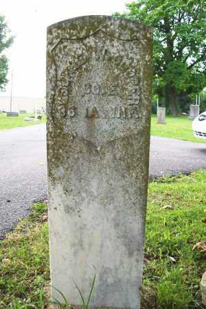 COOPER (VETERAN UNION), GEORGE W - Benton County, Arkansas | GEORGE W COOPER (VETERAN UNION) - Arkansas Gravestone Photos