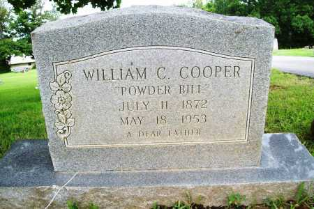 COOPER, WILLIAM C. - Benton County, Arkansas | WILLIAM C. COOPER - Arkansas Gravestone Photos