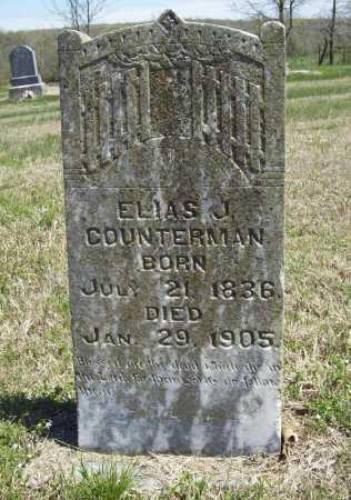 COUNTERMAN, ELIAS J. - Benton County, Arkansas   ELIAS J. COUNTERMAN - Arkansas Gravestone Photos