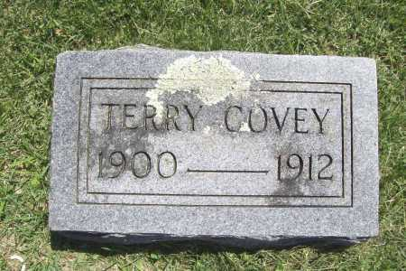 COVEY, TERRY ALVA - Benton County, Arkansas | TERRY ALVA COVEY - Arkansas Gravestone Photos