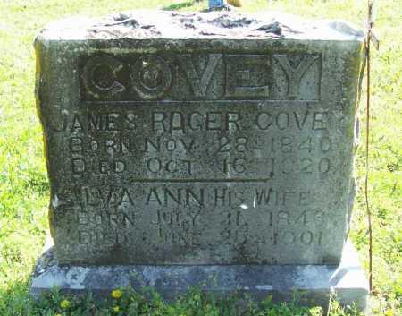 COVEY, SILVIA ANN - Benton County, Arkansas   SILVIA ANN COVEY - Arkansas Gravestone Photos