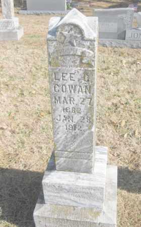 COWAN, LEE C. - Benton County, Arkansas | LEE C. COWAN - Arkansas Gravestone Photos