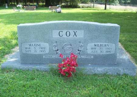 COX, WILBURN - Benton County, Arkansas | WILBURN COX - Arkansas Gravestone Photos