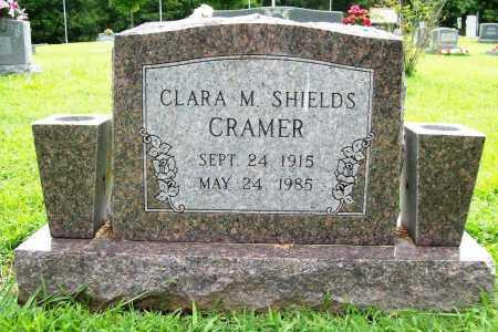CRAMER, CLARA M. - Benton County, Arkansas | CLARA M. CRAMER - Arkansas Gravestone Photos