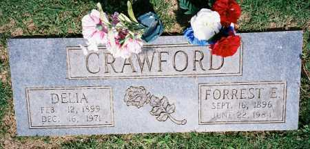 CRAWFORD, FORREST ELIGA - Benton County, Arkansas | FORREST ELIGA CRAWFORD - Arkansas Gravestone Photos