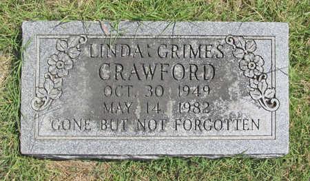 GRIMES CRAWFORD, LINDA KAYE - Benton County, Arkansas | LINDA KAYE GRIMES CRAWFORD - Arkansas Gravestone Photos