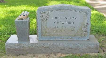 CRAWFORD, ROBERT WILLIAM - Benton County, Arkansas | ROBERT WILLIAM CRAWFORD - Arkansas Gravestone Photos