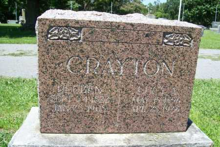 CRAYTON, REUBEN - Benton County, Arkansas   REUBEN CRAYTON - Arkansas Gravestone Photos