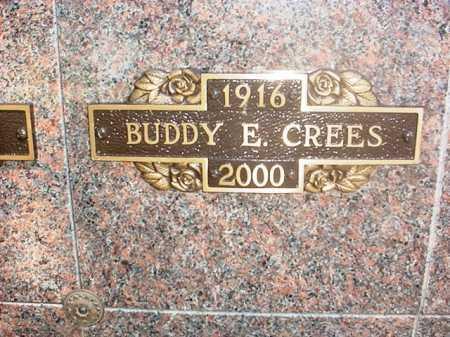 CREES, BUDDY E. - Benton County, Arkansas   BUDDY E. CREES - Arkansas Gravestone Photos