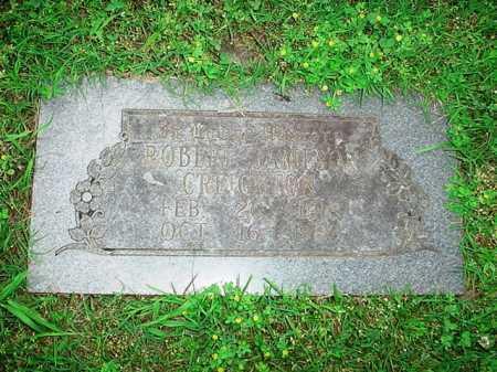 CREIGHTON, ROBERT JAMESON - Benton County, Arkansas | ROBERT JAMESON CREIGHTON - Arkansas Gravestone Photos