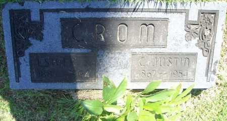 CROM, ESTHER S. - Benton County, Arkansas | ESTHER S. CROM - Arkansas Gravestone Photos