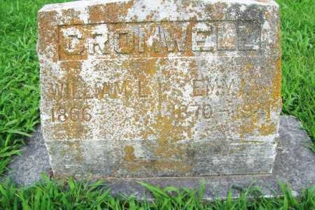 CROMWELL, EMMA - Benton County, Arkansas | EMMA CROMWELL - Arkansas Gravestone Photos