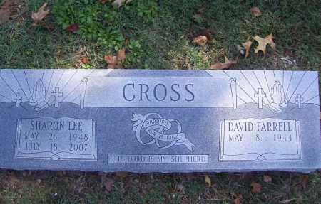 CROSS, SHARON LEE - Benton County, Arkansas | SHARON LEE CROSS - Arkansas Gravestone Photos