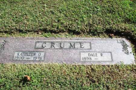 NAIL CRUME, KATHLEEN OPAL - Benton County, Arkansas | KATHLEEN OPAL NAIL CRUME - Arkansas Gravestone Photos