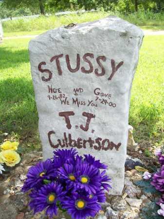 "CULBERTSON, TERRY JOE JR. ""T. J."" - Benton County, Arkansas | TERRY JOE JR. ""T. J."" CULBERTSON - Arkansas Gravestone Photos"