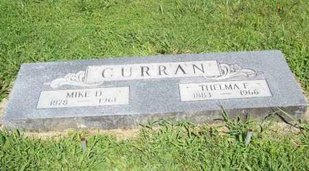 CURRAN, THELMA E. - Benton County, Arkansas | THELMA E. CURRAN - Arkansas Gravestone Photos