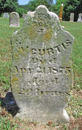 CURTIS, H J - Benton County, Arkansas | H J CURTIS - Arkansas Gravestone Photos