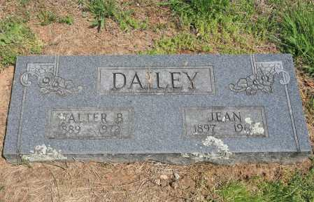 DAILEY, WALTER B. - Benton County, Arkansas | WALTER B. DAILEY - Arkansas Gravestone Photos