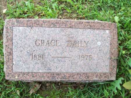 DAILY, GRACE - Benton County, Arkansas | GRACE DAILY - Arkansas Gravestone Photos