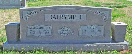 DALRYMPLE, FLOYD - Benton County, Arkansas | FLOYD DALRYMPLE - Arkansas Gravestone Photos