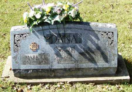 DANA, MYRTLE G. - Benton County, Arkansas   MYRTLE G. DANA - Arkansas Gravestone Photos