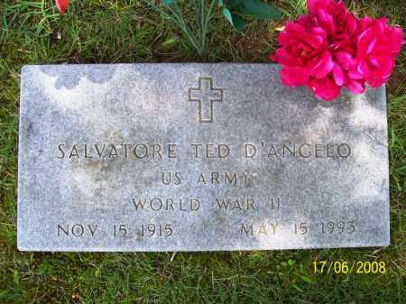 D'ANGELO (VETERAN WWII), SALVATORE TED - Benton County, Arkansas | SALVATORE TED D'ANGELO (VETERAN WWII) - Arkansas Gravestone Photos