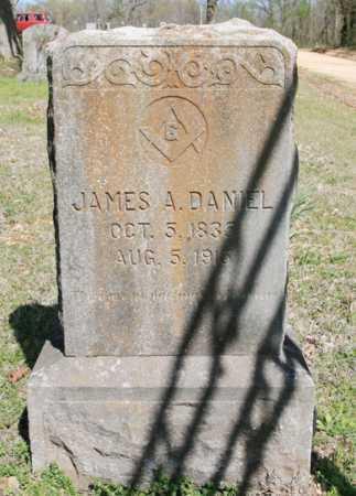 DANIEL, JAMES A. - Benton County, Arkansas | JAMES A. DANIEL - Arkansas Gravestone Photos