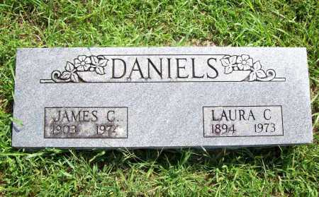 DANIELS, JAMES C. - Benton County, Arkansas | JAMES C. DANIELS - Arkansas Gravestone Photos