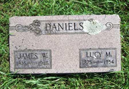 DANIELS, JAMES W. - Benton County, Arkansas | JAMES W. DANIELS - Arkansas Gravestone Photos