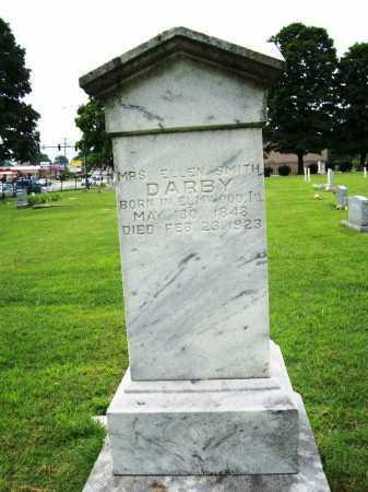 DARBY, ELLEN - Benton County, Arkansas   ELLEN DARBY - Arkansas Gravestone Photos
