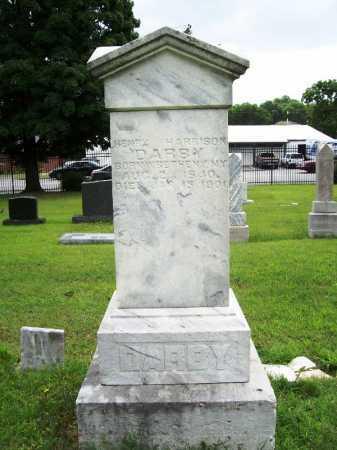 DARBY, HENRY HARRISON - Benton County, Arkansas   HENRY HARRISON DARBY - Arkansas Gravestone Photos
