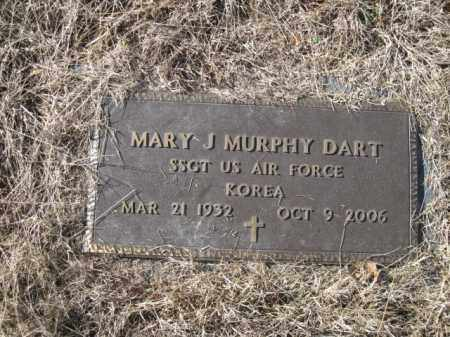 DART (VETERAN KOR), MARY J - Benton County, Arkansas | MARY J DART (VETERAN KOR) - Arkansas Gravestone Photos