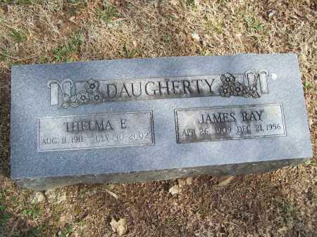 DAUGHERTY, THELMA E. - Benton County, Arkansas   THELMA E. DAUGHERTY - Arkansas Gravestone Photos