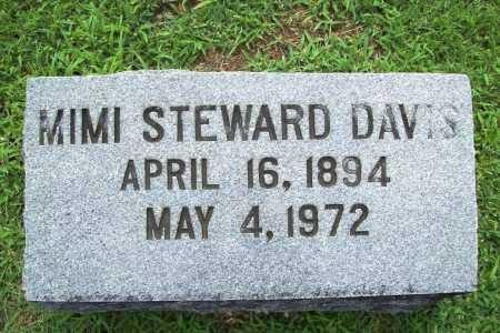 DAVIS, MIMI - Benton County, Arkansas | MIMI DAVIS - Arkansas Gravestone Photos