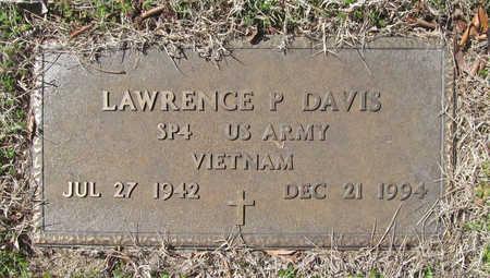 DAVIS (VETERAN VIET), LAWRENCE P - Benton County, Arkansas | LAWRENCE P DAVIS (VETERAN VIET) - Arkansas Gravestone Photos