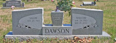 DAWSON, MALCOM - Benton County, Arkansas   MALCOM DAWSON - Arkansas Gravestone Photos