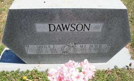 DAWSON, SHEILA J. - Benton County, Arkansas   SHEILA J. DAWSON - Arkansas Gravestone Photos