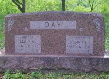 DAY, MAUD M. - Benton County, Arkansas | MAUD M. DAY - Arkansas Gravestone Photos