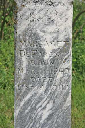 DE FOREST, MARGARET (2) - Benton County, Arkansas | MARGARET (2) DE FOREST - Arkansas Gravestone Photos