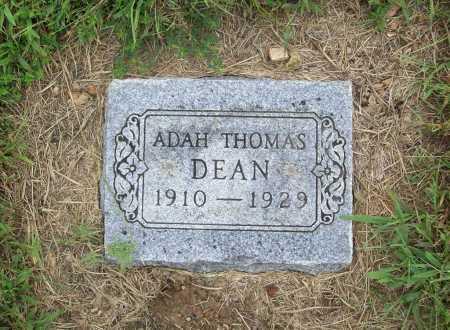 DEAN, ADAH - Benton County, Arkansas | ADAH DEAN - Arkansas Gravestone Photos