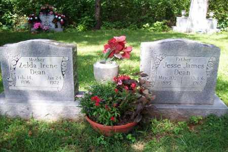 DEAN, ZELDA IRENE - Benton County, Arkansas | ZELDA IRENE DEAN - Arkansas Gravestone Photos
