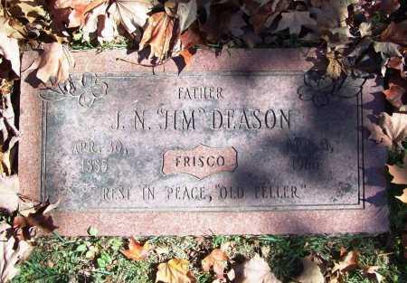 "DEASON, J. N. ""JIM"" - Benton County, Arkansas   J. N. ""JIM"" DEASON - Arkansas Gravestone Photos"
