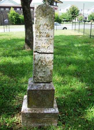 PUTMAN DEHART, JOSIE - Benton County, Arkansas | JOSIE PUTMAN DEHART - Arkansas Gravestone Photos